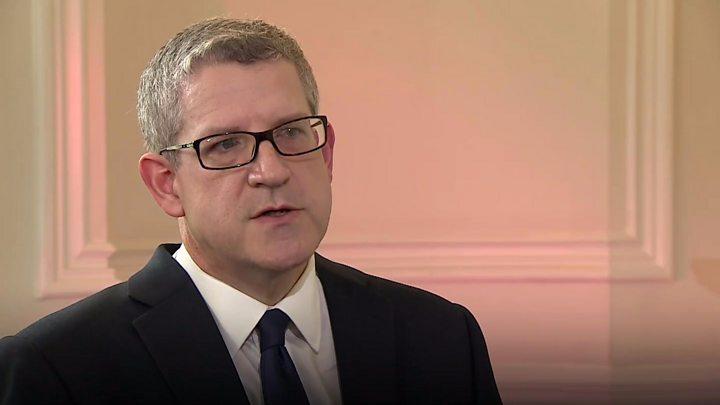 MI5 boss Andrew Parker warns of 'intense' terror threat