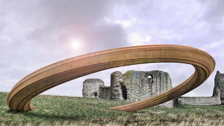 Iron Ring Controversy Foreseen By Welsh Government Officials Bbc News