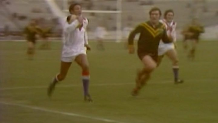 Clive Sullivan: The man who broke rugby's racial barrier