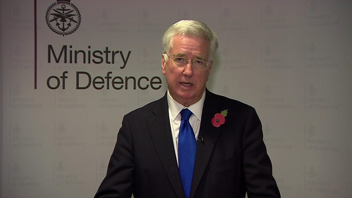 Sir Michael Fallon resignation: PM considers replacement