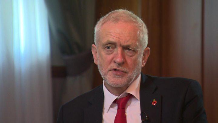 Corbyn defends promoting MP Kelvin Hopkins despite reprimand
