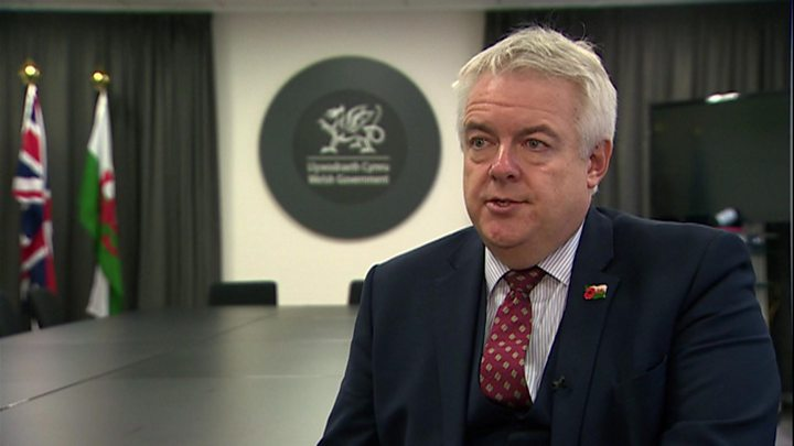 Sacked Welsh Government minister found dead