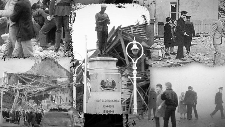 Ceremony to mark 30th anniversary of Enniskillen bombing