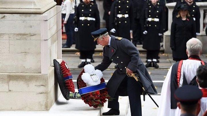 Remembrance Sunday tv
