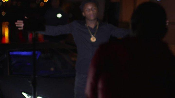 does rap music influence violent behavior