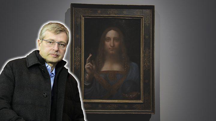 Покупателем самой дорогой картины даВинчи стал саудовский принц