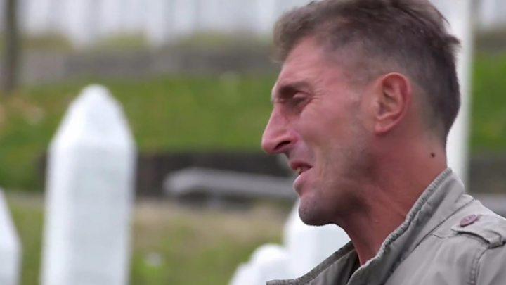 Image result for Butcher of Bosnia' Karadzic