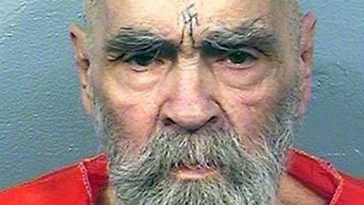 Charles Manson dies aged 83 after four decades in prison