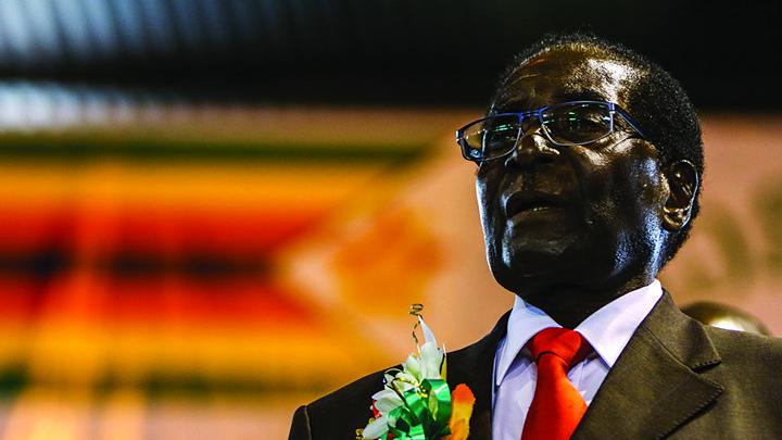 Мугабе подал вотставку— Парламент Зимбабве