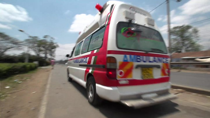 how a speedy emergency services app is saving lives bbc news