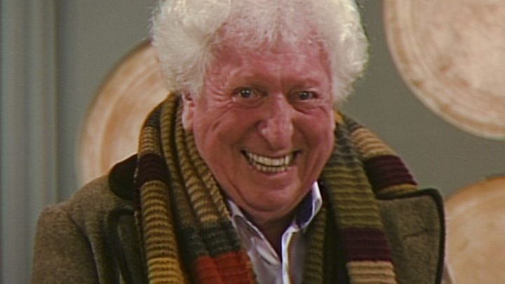 Tom Baker returns to Doctor Who role for newly-released episode