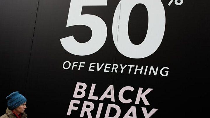 Black Friday Sales >> An Underwhelming Black Friday