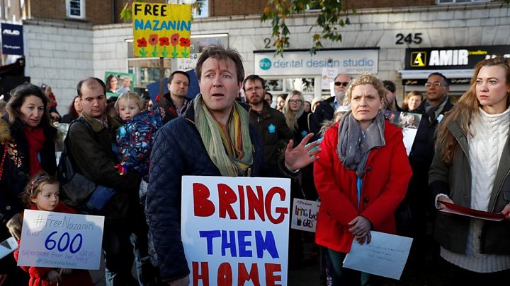 Nazanin Zaghari-Ratcliffe: Boris Johnson arrives for talks in Iran
