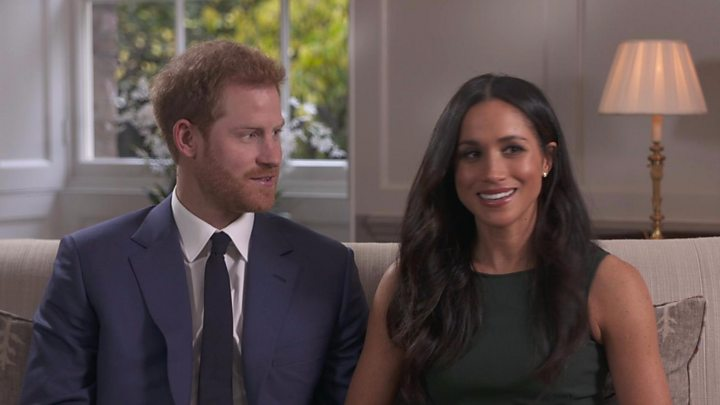 Prince Harry and Meghan Markle to marry on 19 May 2018