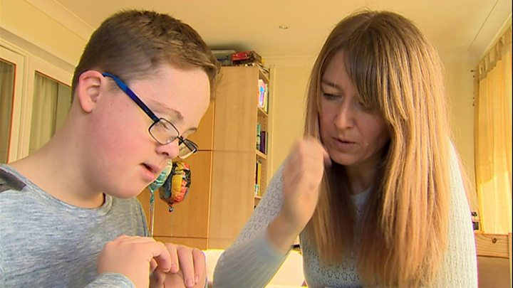 Cardiff University Down's syndrome vision research prize