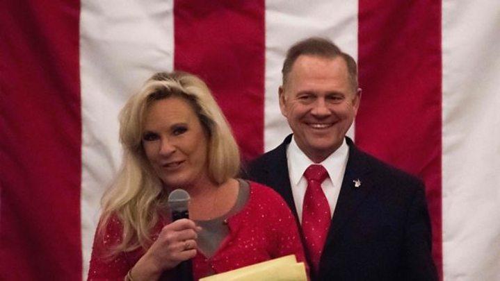 Alabama Senate race: Trump candidate under spotlight as state votes