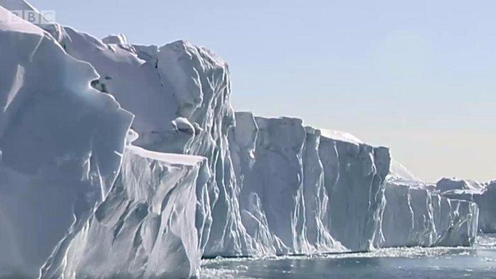 Гренландія почала танути у сім разів швидше, ніж у 1990-х – вчені