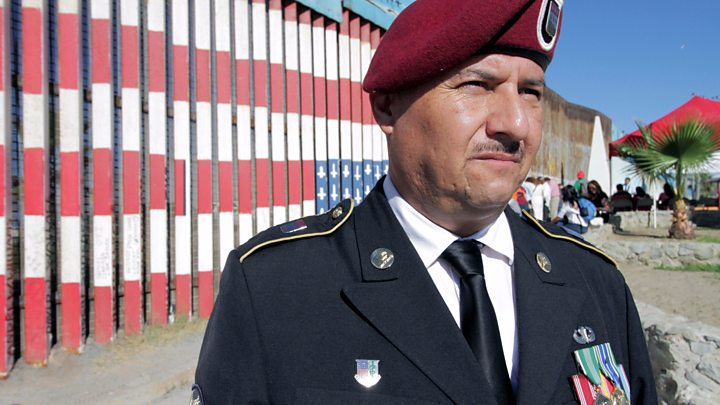 Veteran who served two tours in Afghanistan is deported to Mexico