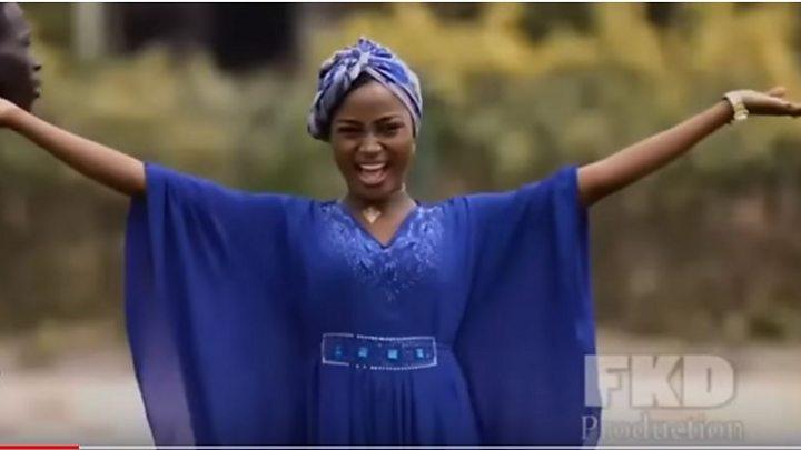 AUDRA: Hausa Kano Blu Firm
