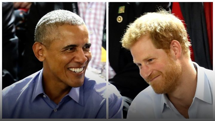 Boxers or briefs? Prince Harry grills Barack Obama on his likes and dislikes