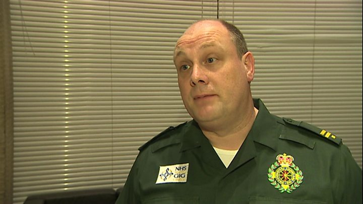 Welsh Ambulance's New Year's Eve plea after 999 calls for colds
