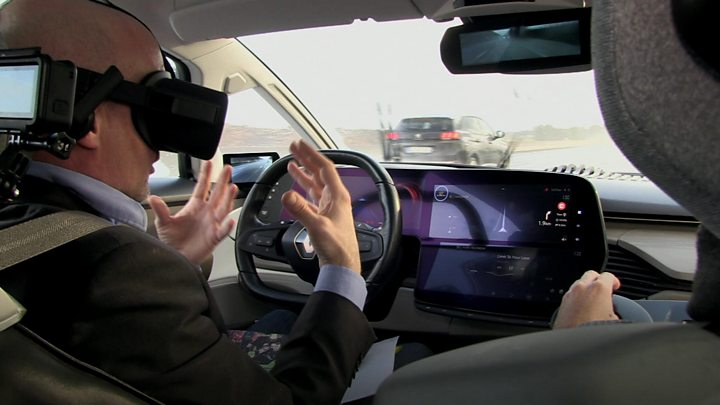 Will We Ever Be Able To Trust Self Driving Cars Bbc News