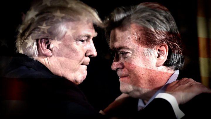 Белый дом заткнул рот бывшему советнику Трампа, который написал онем книгу