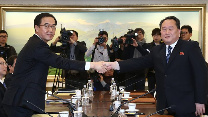 Image result for North Korea to send Olympics team to South