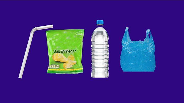 United Kingdom government declares war on plastics