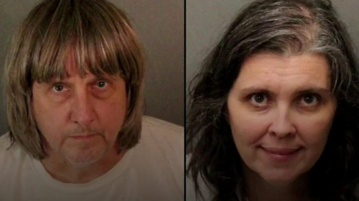 Turpin Shackled Siblings Found In Perris California Home Bbc News