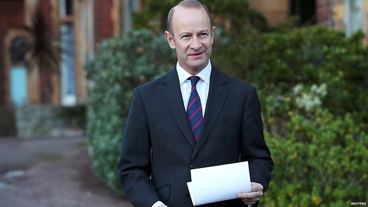 Defiant UKIP leader Henry Bolton aims to 'drain the swamp'