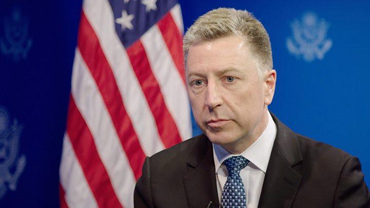 Порошенко иВолкер обсудили размещение миссии ООН вДонбассе