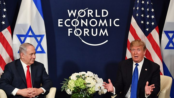 Image result for Trump casts doubt on Middle East peace talks