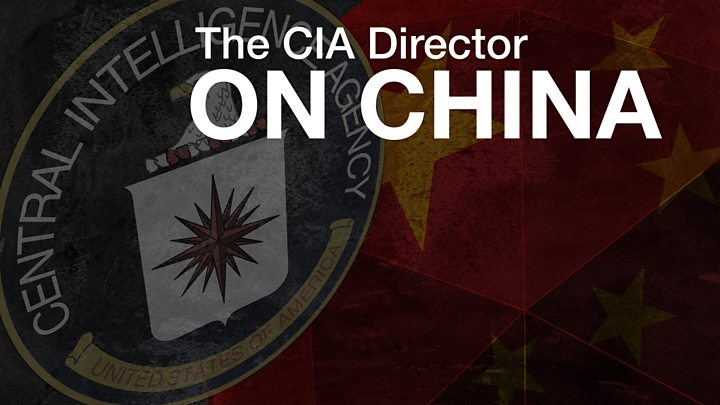 CIA Director: China intent on stealing US secrets