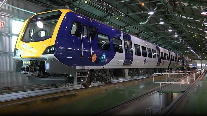 New train fleet to replace Pacers