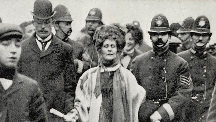 Suffragette pardons 'complicated' but 'we will take a look,' says Amber Rudd