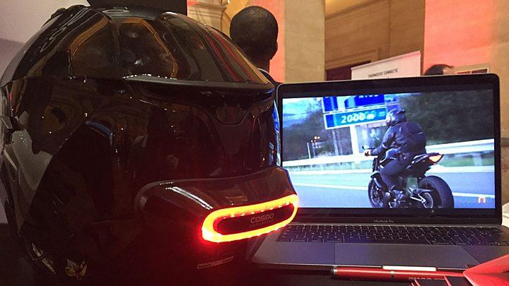 Smart gadgets for bikers