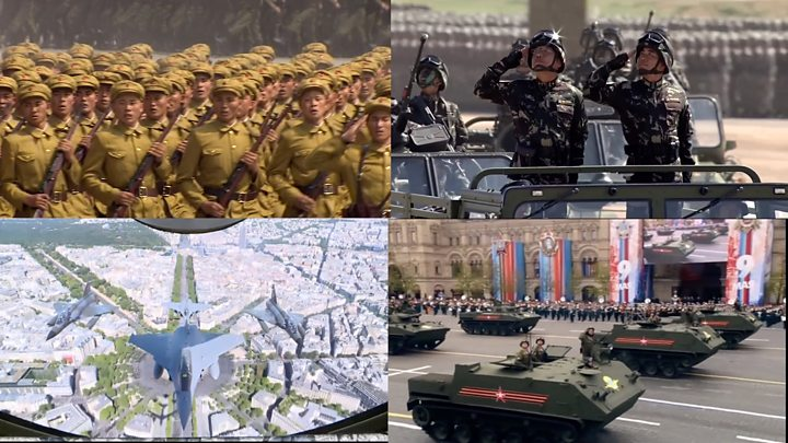 Memo: Trump's military parade won't include heavy tanks