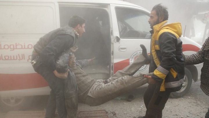 Carbomb kills 7 civilians in Syria's Idlib