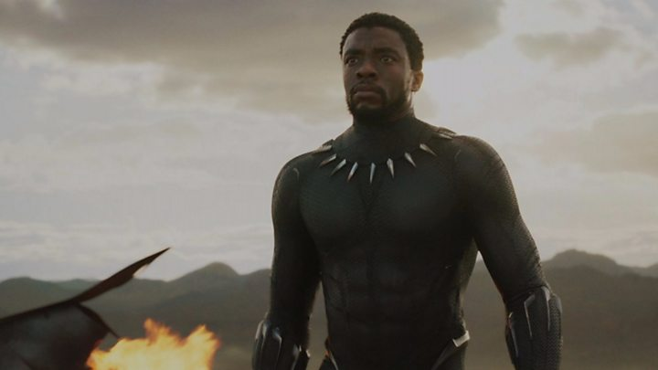 Why Marvel S Black Panther Is No Ordinary Superhero Movie Bbc News