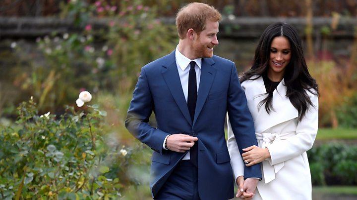 Prince Harry Wedding.Royal Wedding Details Revealed