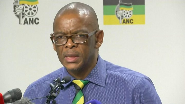 South Africa: ANC decides Zuma must go 'urgently'