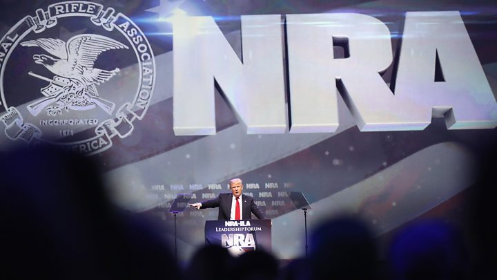 Why the NRA wields so much power