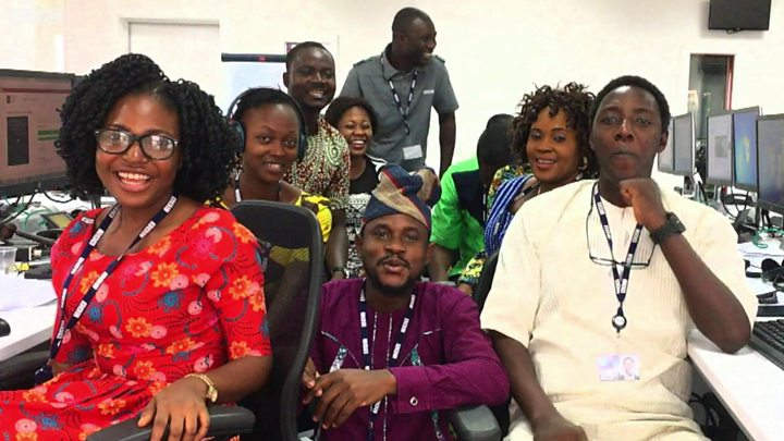 Meet the BBC Yoruba and Igbo teams
