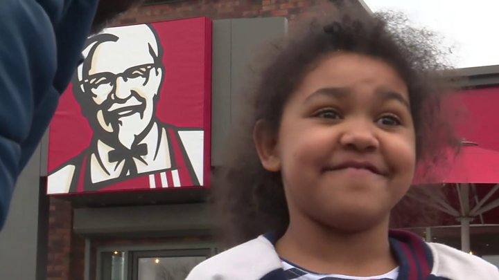KFC says stores are starting to reopen