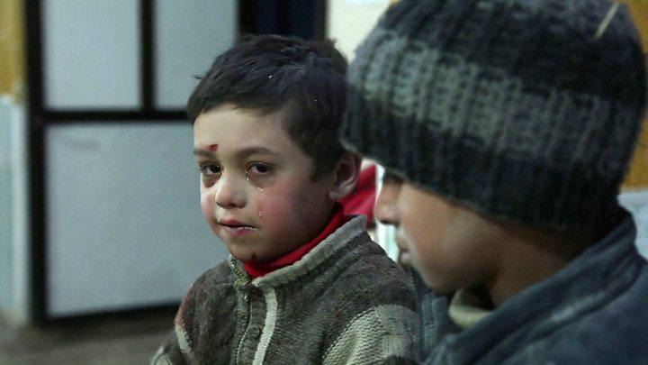 Más de 250 muertos en apenas 2 días, esto es lo que pasa en Guta Oriental