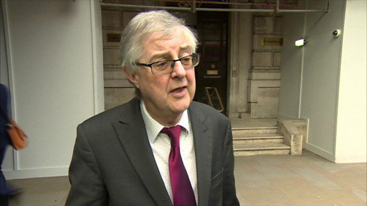 Devolution offer in bid to break Brexit law deadlock