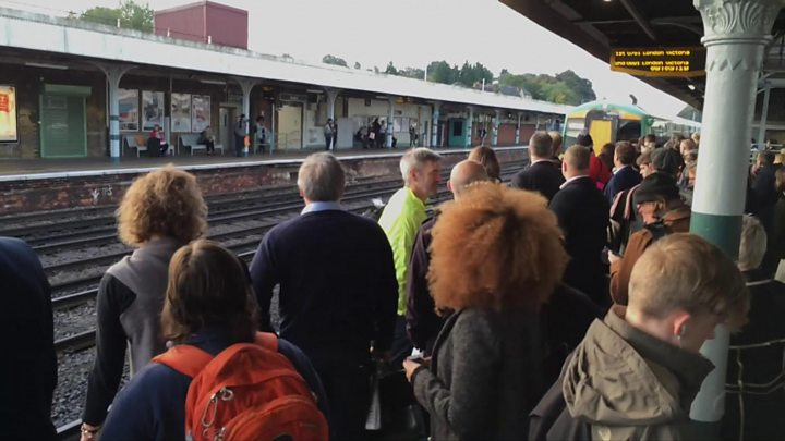'Disbelief and discontent' over rail timetable delays