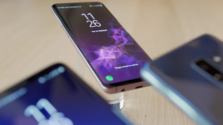p05zdcl3 - Why is Samsung's Galaxy S9 flagship struggling?