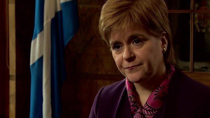 Scottish government publishes alternative Brexit bill